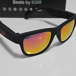 Amazon Co Jp カスタマーレビュー Kiwisound 骨伝導メガネ Line音声通知 Bluetooth スポーツイヤホン ブラック