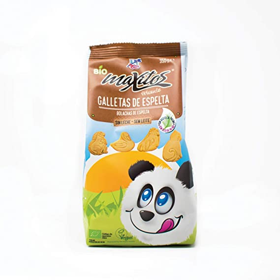 Galletas Maxitos BIO - La Finestra sul cielo - 350gr: Amazon ...