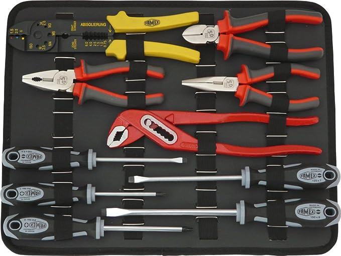 Famex 723 47 Mallette à Outils De Mécanicien Complète