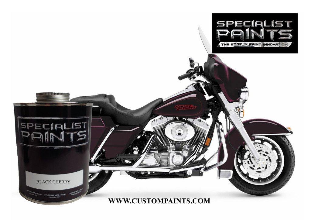 Kustom Canz Harley Davidson Black Cherry - Pint Kit Paint Code BL64193