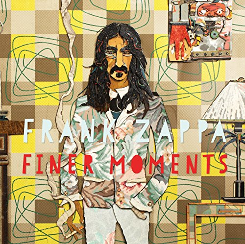 CD : Frank Zappa - Finer Moments (2 Disc)