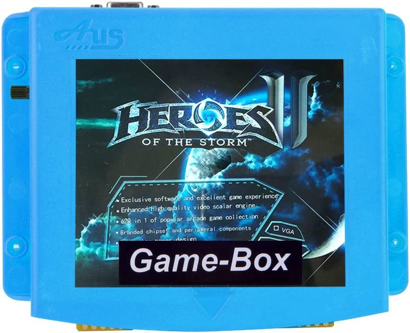 Game-Box Caja de Pandora 5s < 1299 in 1> Jamma Arcade Gabinete ...