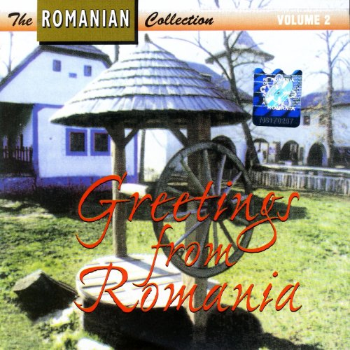 Amazon greetings from romania vol 2 various artists mp3 downloads greetings from romania vol 2 m4hsunfo