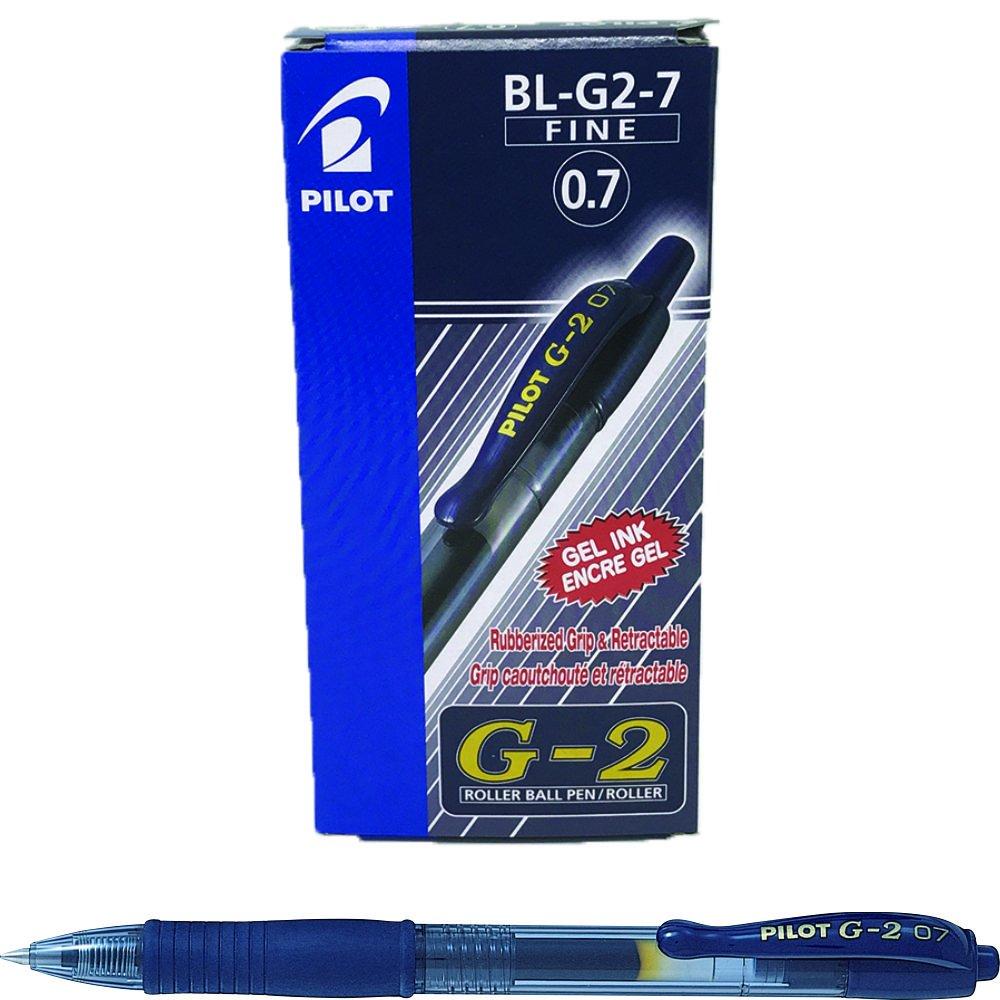 Pilot 001489 Azul - Bolígrafo (Azul, Transparente, Azul, 0,7 mm ...