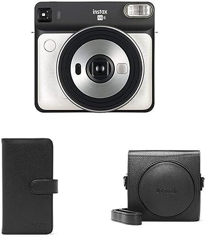 Fujifilm Instax Sq 6 Ex D Sofortbildkamera Pearl Weiß Kamera
