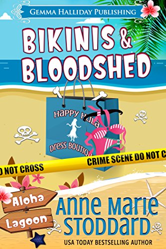 Bikinis & Bloodshed cover