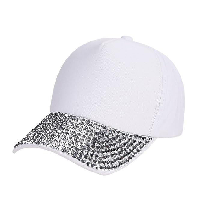 2019 Nuovo Cappello da Baseball Snapback a Forma di Berretto da Baseball  Regolabile Moda Donna con b406c7a56bd1