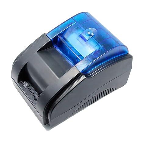 Baoblaze Impresora Térmica Bluetooth Herramientas Manual ...