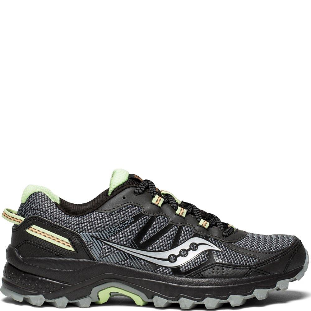 Noir (Blk   Lim 8) Saucony Excursion Tr11, Chaussures de Fitness Femme 35.5 EU