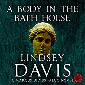 A Body in the Bath House Audiobook