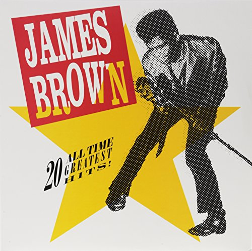 Vinilo : James Brown - 20 All-Time Greatest Hits (2 Disc)
