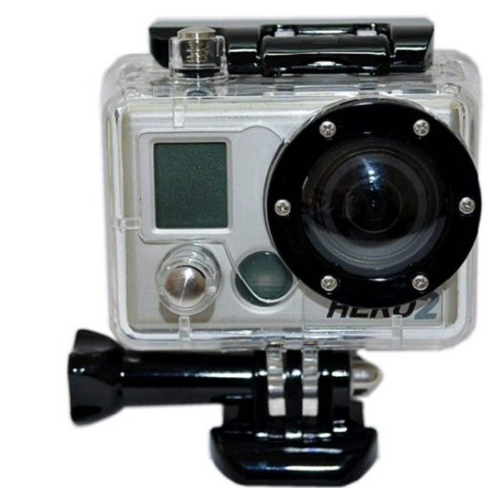 AGPtek Dive Housing For GoPro HD HERO 2 Camera