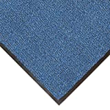 Notrax Non-Absorbent Fiber 231 Prelude Entrance Mat, for Outdoor and Heavy Traffic Areas, 3' Width x 5' Length x 1/4