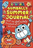 Gumball's Summer Journal That He Definitely Finished All on His Own (The Amazing World of Gumball)