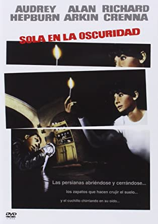 Amazon.com: Sola En La Oscuridad (Import Movie) (European ...