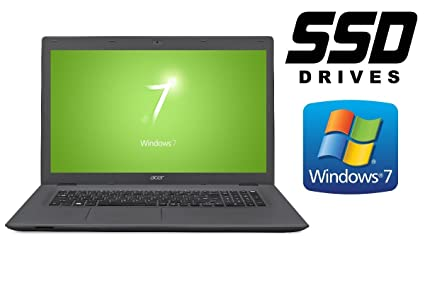 Acer Aspire E5 - 771 G ~ 128 GB SSD + 500 GB HDD ~ Windows 7 ...