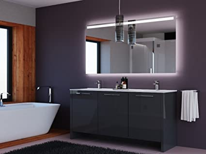 Amazon Com Mare Collection Benna 63 Glossy Gray Double