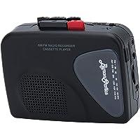 Byron Statics Portable Cassette Players Recorders FM AM Radio Walkman Tape Player Built In Mic External Speakers Manual…