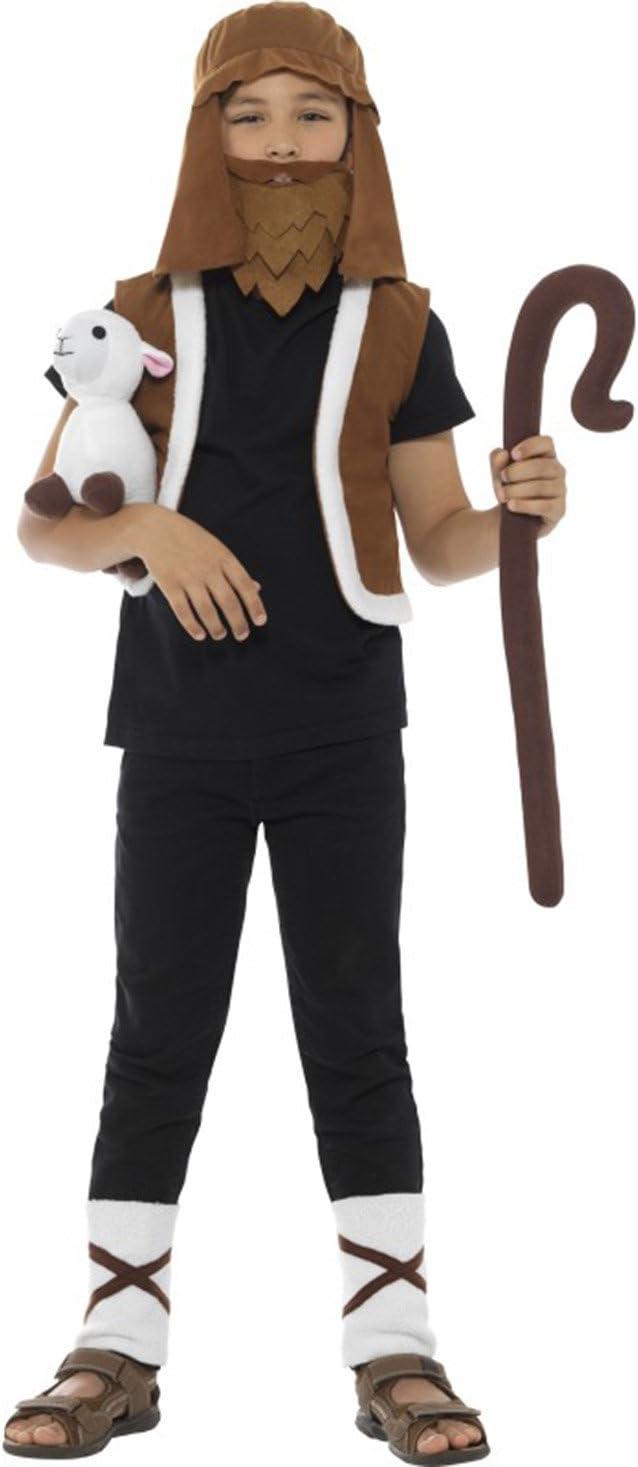 erdbeerclown – Disfraz para niños Pastor Navidad Belén Juego ...