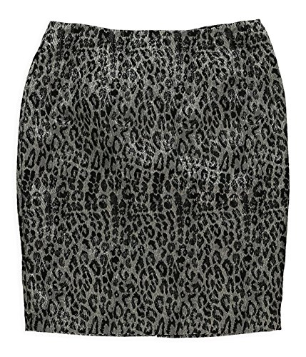 Sunny Leigh Womens Shine On Pencil Skirt Black - Leigh Sunny Skirts