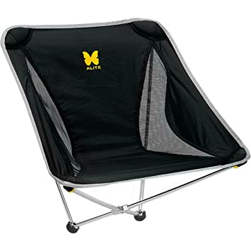 Amazoncom Alite Monarch Chair Black One Size Camping Chairs