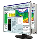 Kantek MAG19WL LCD Monitor Magnifier Filter, Fits 19-Inch Widescreen LCD Screen (Black/Silver)