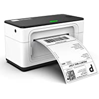 MUNBYN Label Printer, High Speed Direct USB Thermal Barcode 4×6 Shipping Label Printer Marker Writer Machine, One Click…