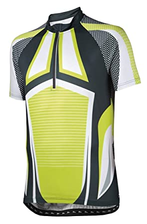 Crivit Sports Men s Cycling Jersey - Size L (52 54)  Amazon.co.uk ... 5ae26a253