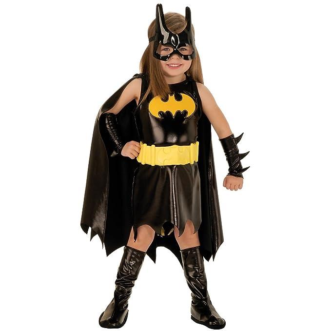 sc 1 st  Amazon.com & Amazon.com: Batgirl Costume - Toddler (USA size 2-4): Baby