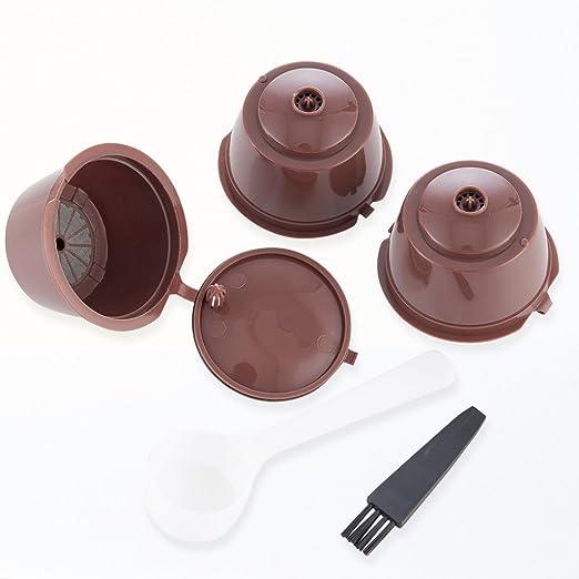 Qilicz - Cápsulas de café de repuesto para cápsulas de café Dolce ...