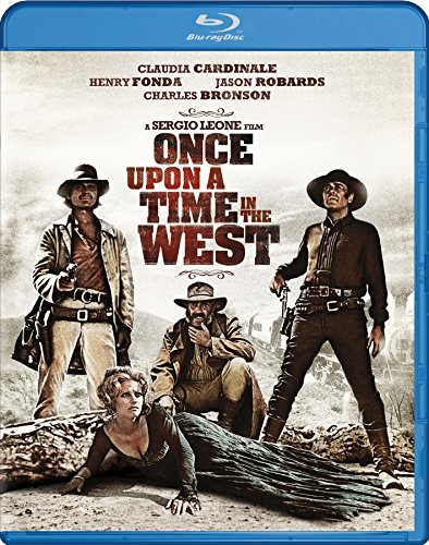Blu-ray : Once Upon a Time in the West (Widescreen, Unrated Version)