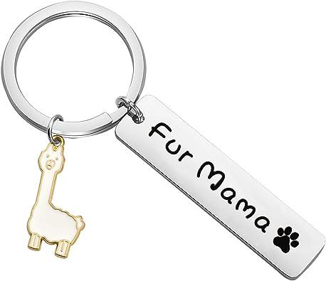 Keychain Dogs Keychain Dog Mom Dog Keychain For Women Keychain Dog Tag, Wooden Dog Keychain Dog Key Chain Dog Keychain Engraving
