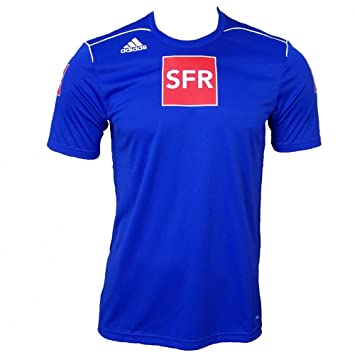 adidas Trivela - Camiseta para jugar al fútbol (manga corta), color azul azul
