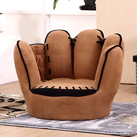Amazon.com: Five Fingers Kids Sofa upholstered Chaise Lounge ...