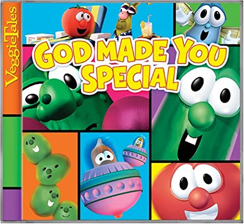 God Made You Special (Veggie Tales Sing A Long)