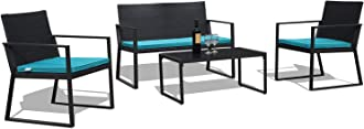 amazon best sellers best patio furniture sets rh amazon com Outside Patio Furniture IKEA Patio Furniture