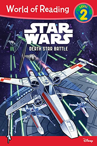 WOR Star Wars Death Star Battle <br> Level 2 Reader