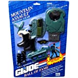 "G.I. Joe Mountain Assault Mission Gear for 12"" Action Figure"
