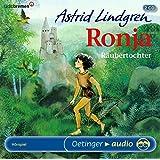 Ronja Räubertochter. 2 CDs . In der Mattisburg / In der Bärenhöhle