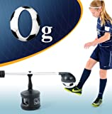 0g Soccer Patented First Touch, Juggling and Foot Skills in Home Youth Soccer Trainer/Training System.