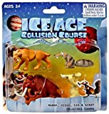 Ice Age Collision Course Manny, Diego, Sid & Scrat Mini Figure 4-Pack