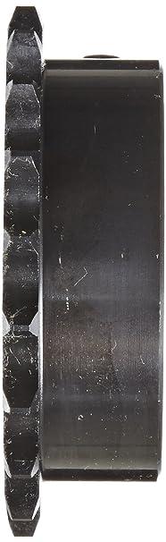 Single Strand #60 ANSI No. 1-3//4 Bore 3//4 Pitch 1-3//4 Bore Inch 3//4 Pitch Tsubaki 60B42F-1L Finished Bore Sprocket 42 Teeth