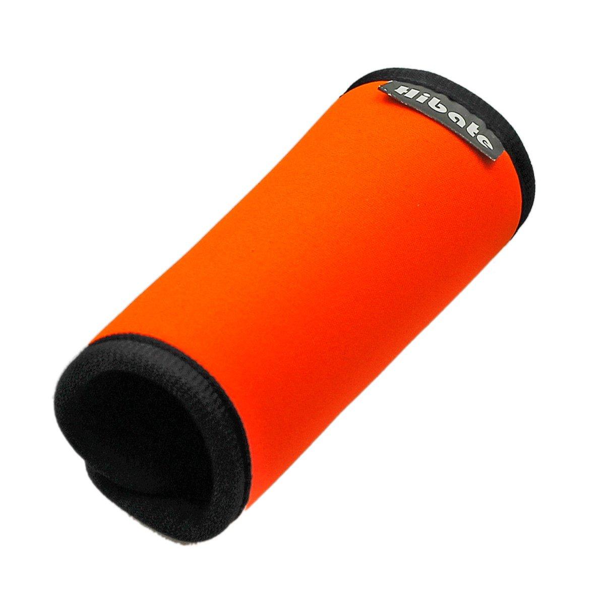 Hibate Comfort Neoprene Luggage Handle Wrap Grip Fluorescent Color