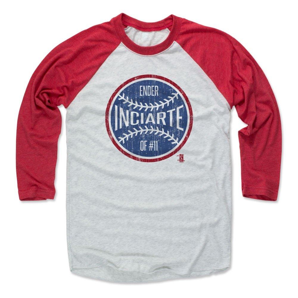 finest selection ab925 a1045 Amazon.com : 500 LEVEL Ender Inciarte Baseball Tee Shirt ...