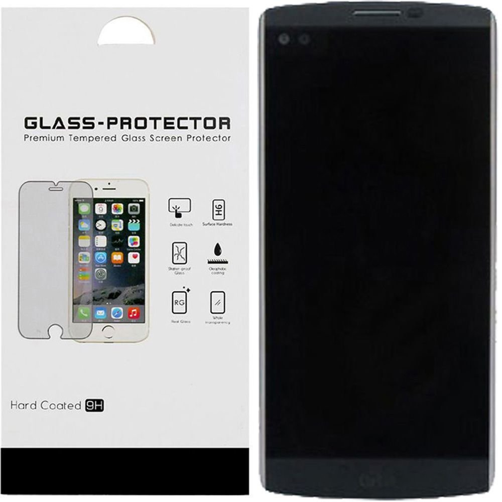 LG Aristo, LV3 Tempered Glass Clear Screen Protector Transparent Film