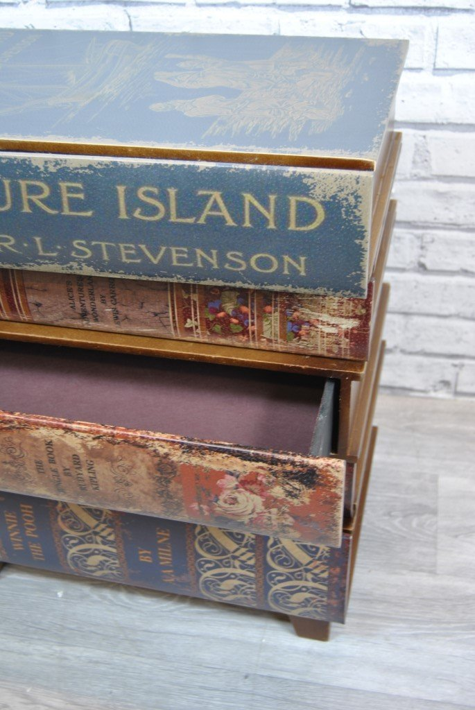 Four Seasons Liverpool Shabby Chic - Juego de apilar Libros ...