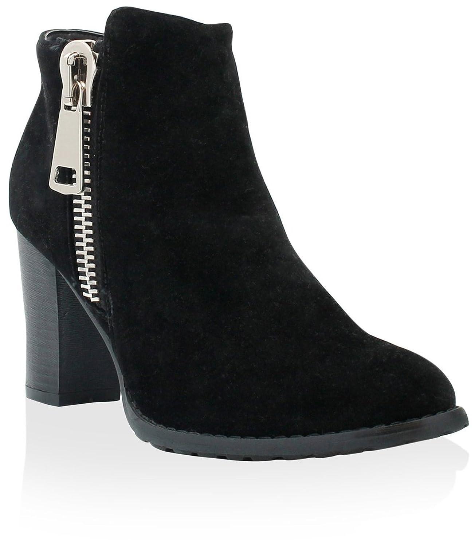 Olivia Miller Women's Sullivan Ankle Boot
