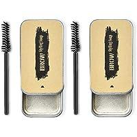 Wenkbrauw Soap Wild wenkbrauw Styling Shaping Wax Kleurloos Waterproof Natural wenkbrauw Cream Wax Brow Gel aanpassing…