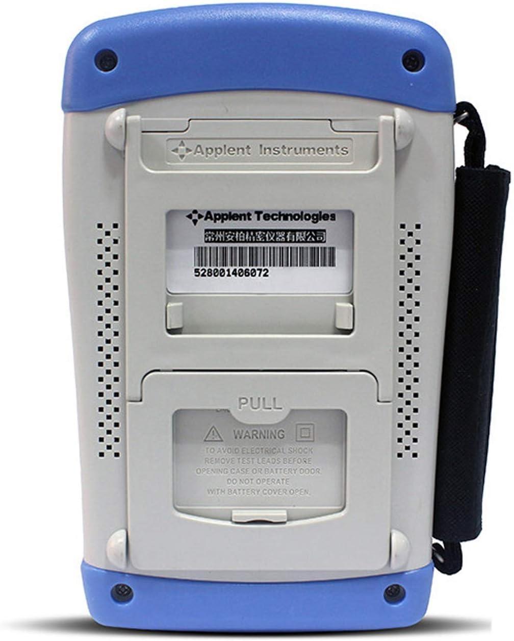 SDY-SDY Precise instrument Handheld Battery Tester Portable Digital AC Resistance Meter DC Voltage Battery Tester 100-240V50//60Hz 0.35A Resistance