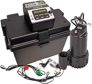 PumpSpy PS2000 WiFi Battery Backup Sump Pump